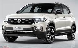 VW T cross